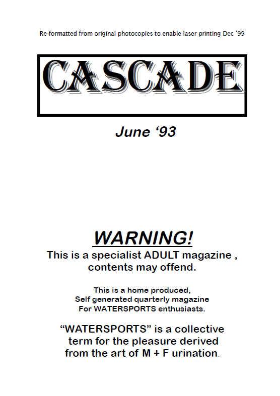 june 1993 cascade knicker wetting mag