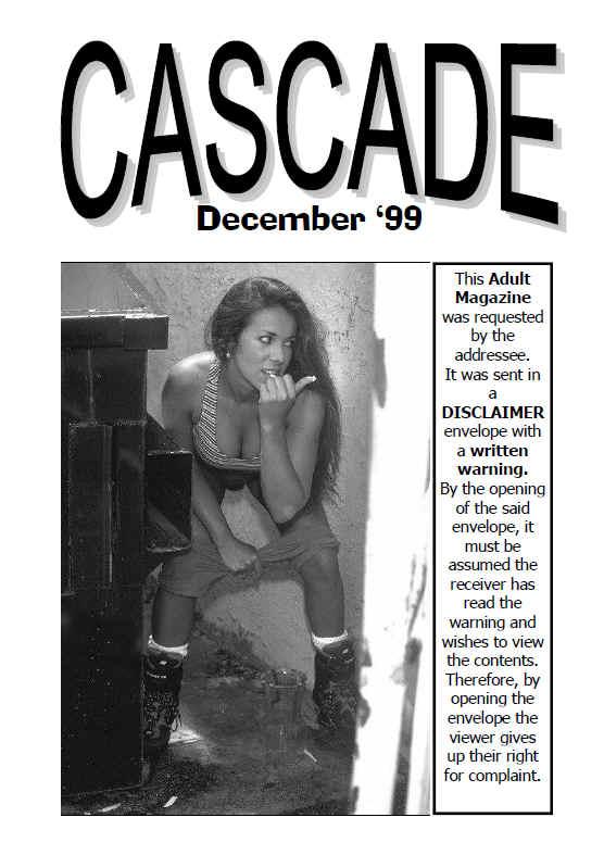 xmas back issue of retro cascade panties wetting pee stories magazine