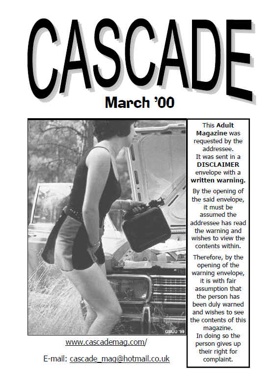 retro cascade mag from march 2000